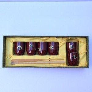 Vintage Japanese Tea or Sake Set